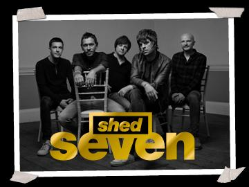 Shed Seven Launch