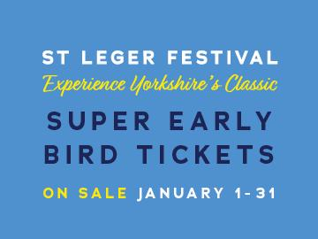 Experience Yorkshire's Classic St Leger Festival
